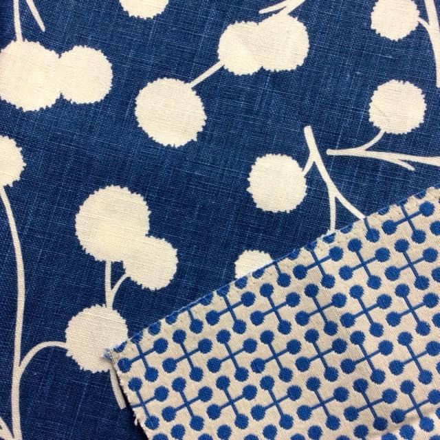 Thom Felicia and Jonathan Adler fabrics