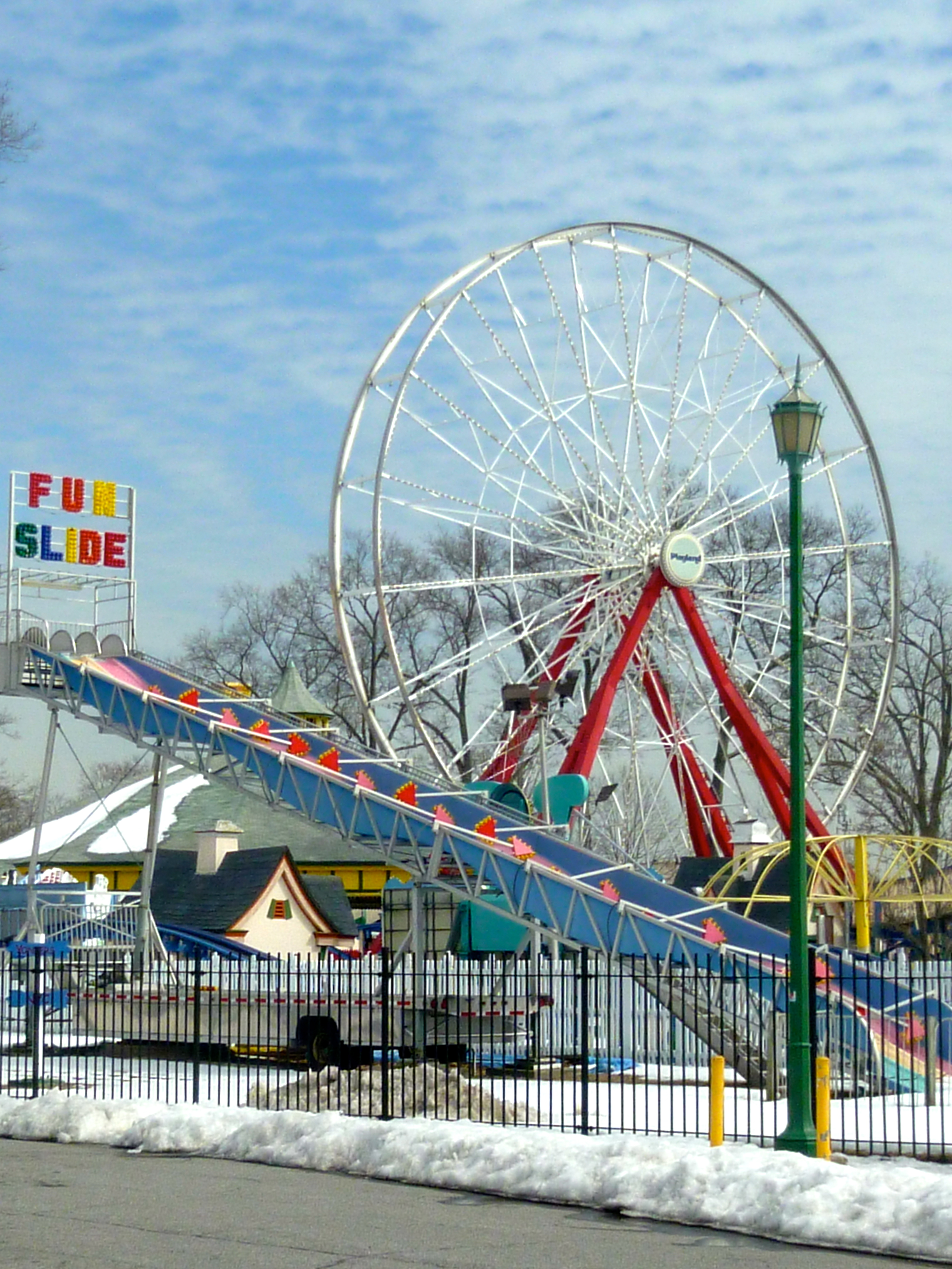rye playland the wry home