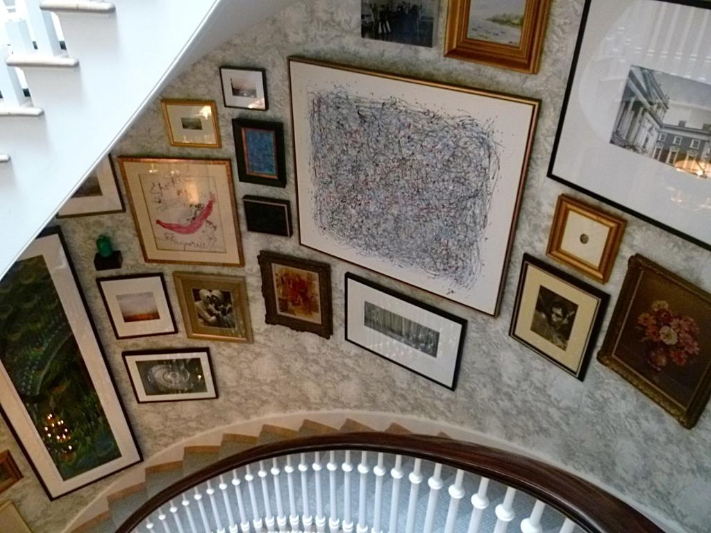 Philip Mitchell Stair Gallery